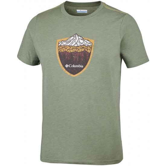 T-Shirt męski COLUMBIA Hillvalley Forest EO0029316
