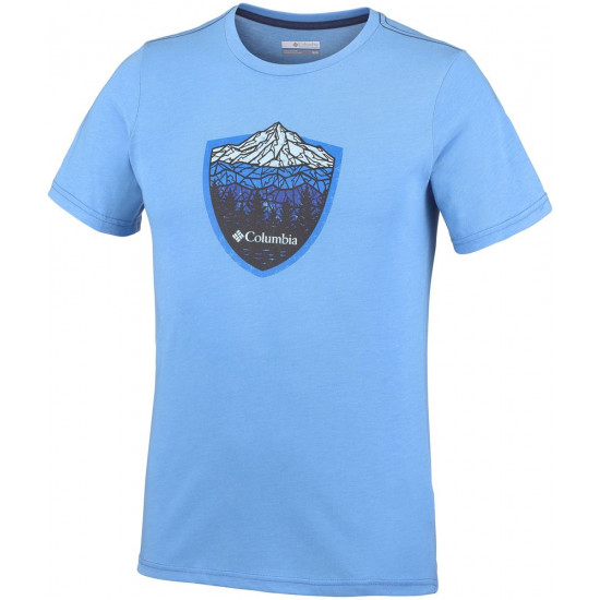 T-Shirt męski COLUMBIA Hillvalley Forest EO0029476