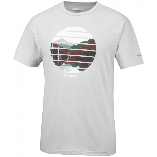 T-Shirt męski COLUMBIA Lana Montaine EM0731019
