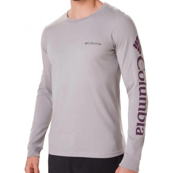 Koszulka męska COLUMBIA Lodge EM0076039