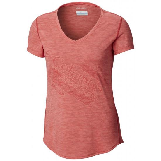 T-Shirt damski COLUMBIA Trinity Trail 2.0 Graphic AK2659633