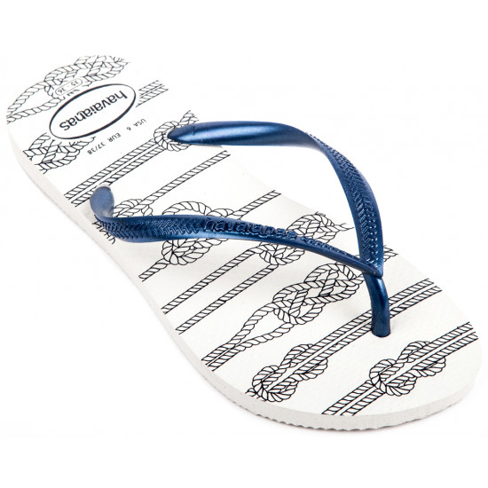 Japonki damskie HAVAIANAS Slim Nautical H4137125-0001