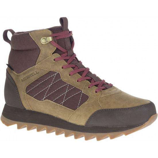 Buty męskie MERRELL Alpine Sneaker Polar Waterproof J000931