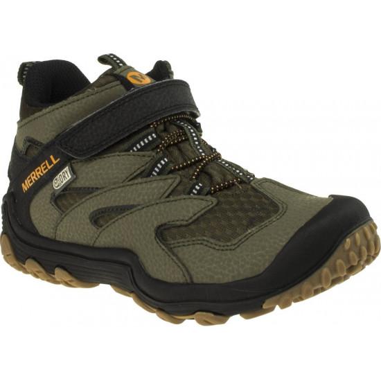 Buty dziecięce MERRELL Chameleon 7 Mid A/C Waterproof MK260334