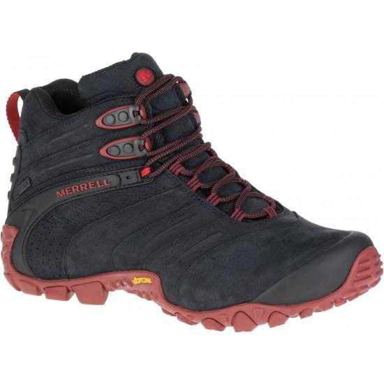 Buty męskie MERRELL Chameleon II Waterproof Mid Leather J09379