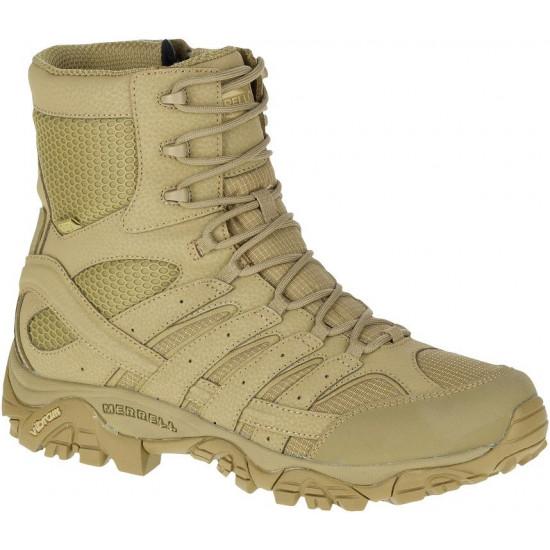 """Buty męskie MERRELL Moab 2 8"""" Tactical Waterproof J15841"""