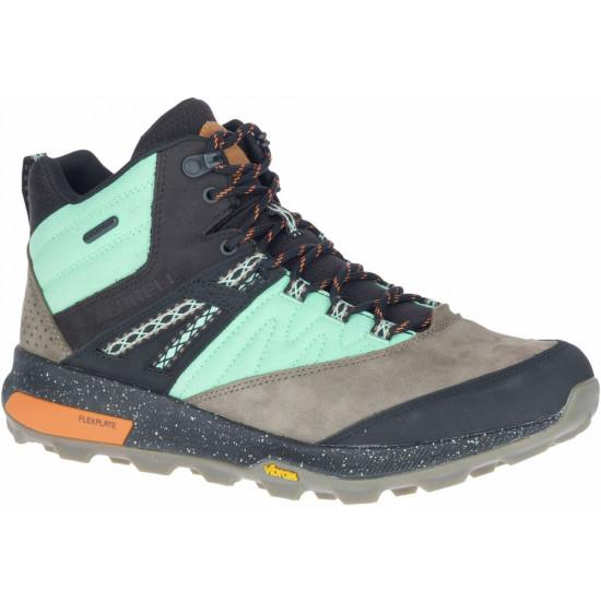 Buty męskie MERRELL Zion Mid Waterproof X Unlikely Hikers J500105