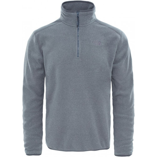 Bluza męska THE NORTH FACE 100 Glacier 1/4 Zip T92UARWCG