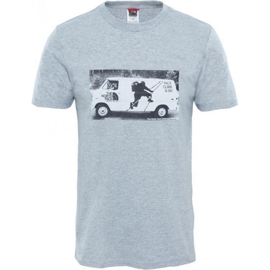 T-Shirt męski THE NORTH FACE Celebration Easy T93BQPDYX