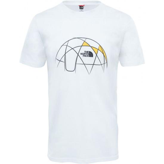 T-Shirt męski THE NORTH FACE Celebration Easy T93BQPFN4