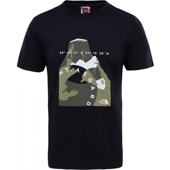 T-Shirt męski THE NORTH FACE Flash T93BQIJK3