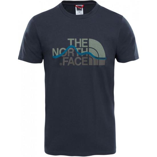 T-Shirt męski THE NORTH FACE Mountain Line T0A3G20C5