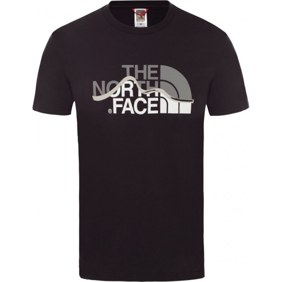 6e32377f02644a T-Shirt męski THE NORTH FACE Mountain Line T0A3G2JK3 • Tramp4.pl ...