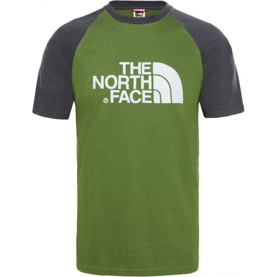 T-Shirt męski THE NORTH FACE Raglan Easy T937FV8RD