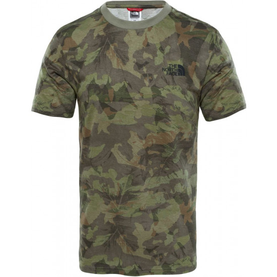 T-Shirt męski THE NORTH FACE Simple Dome T92TX51TH