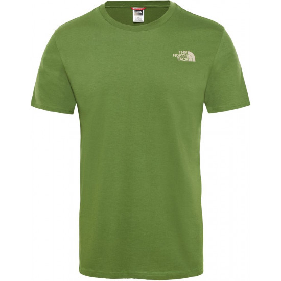 T-Shirt męski THE NORTH FACE Simple Dome T92TX58RD