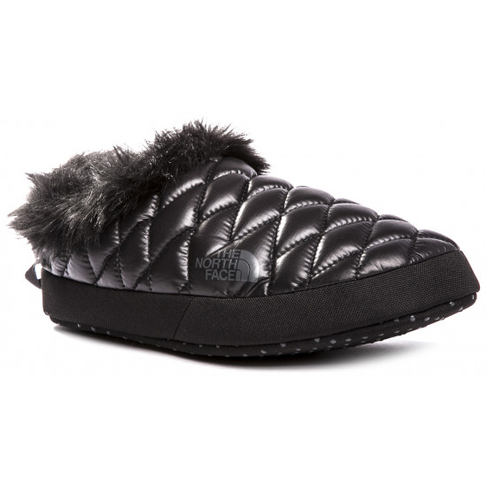 Buty damskie THE NORTH FACE ThermoBall Tent Mule Faux Fur IV T9331GYWY