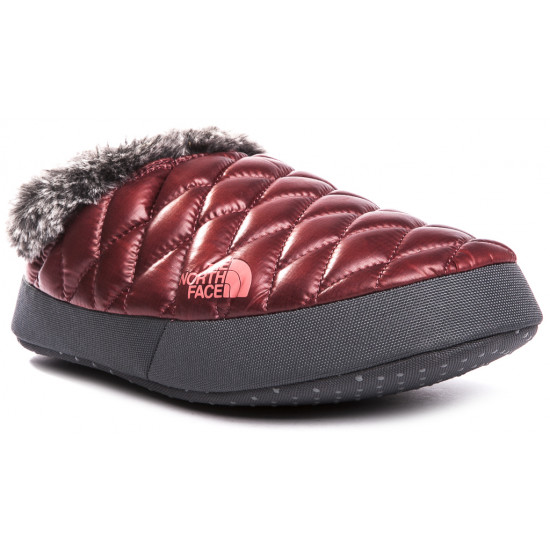 Buty damskie THE NORTH FACE ThermoBall Tent Mule Faux Fur IV T9331GZFN
