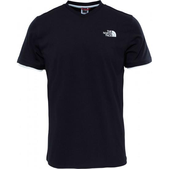 T-Shirt męski THE NORTH FACE V-Neck T92S5OJK3