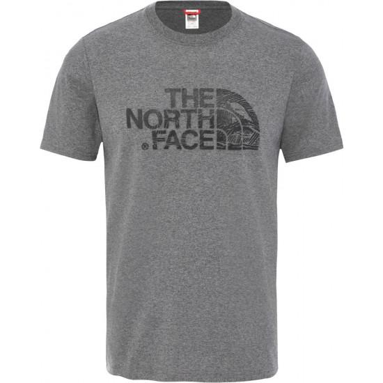 T-Shirt męski THE NORTH FACE Woodcut Dome T0A3G1JBV