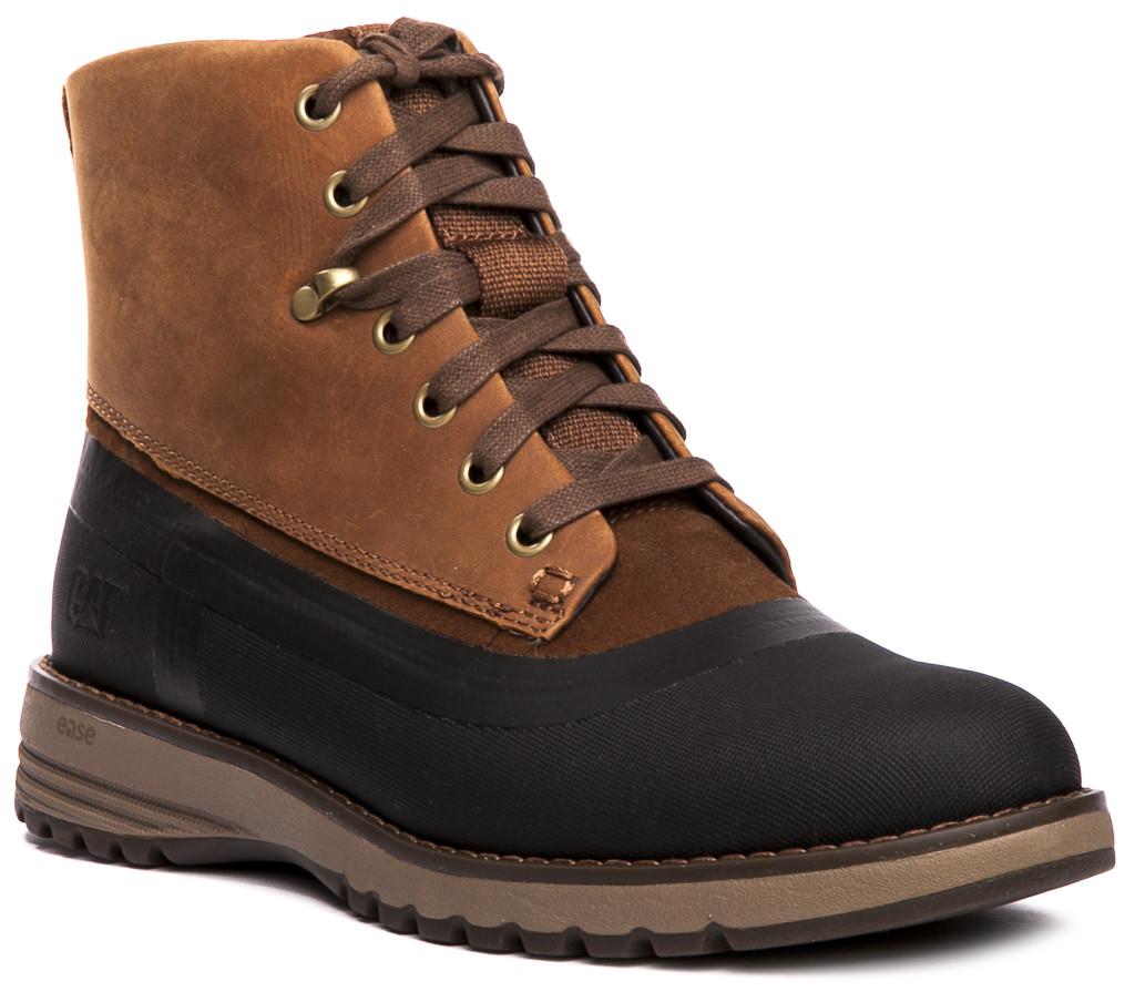 nowe niższe ceny buty temperamentu nowy produkt Buty męskie CATERPILLAR Radley Waterproof P721798 Dachsund