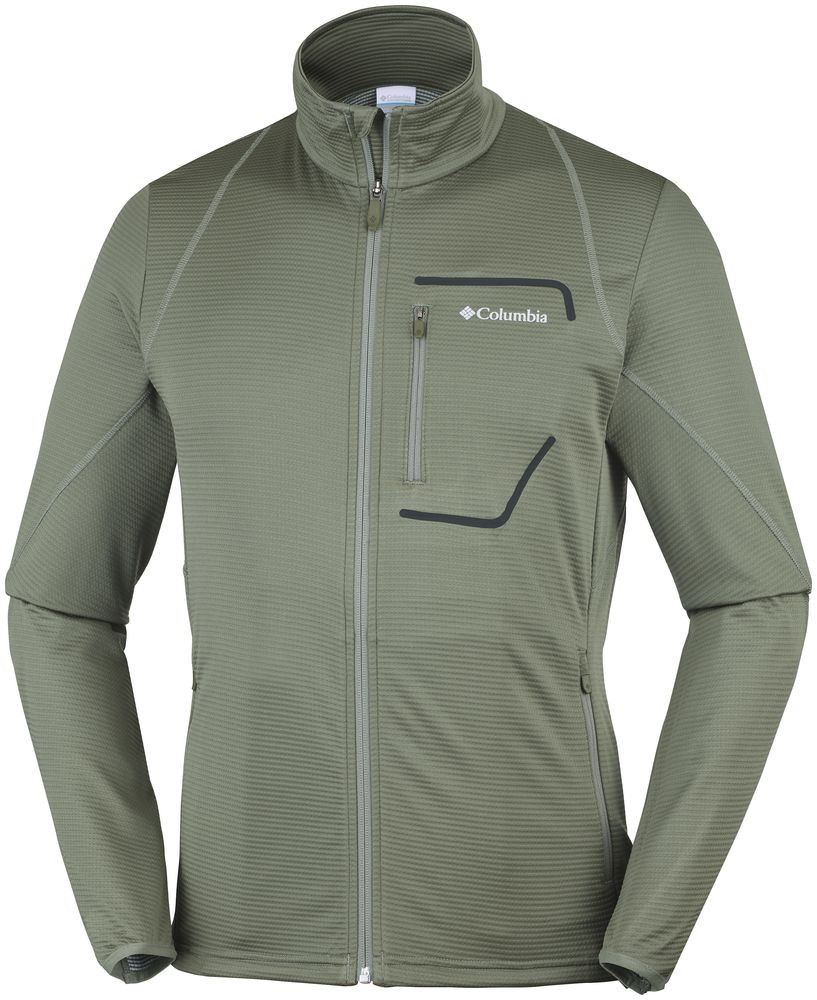 szeroki wybór butik wyprzedażowy najniższa cena Kurtka męska COLUMBIA Chester Park EM0738316 Cypress/Columbia Grey