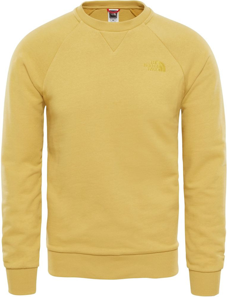 6fae1416bc Bluza męska THE NORTH FACE Raglan Simple Dome Crew T93BQMWXG ...