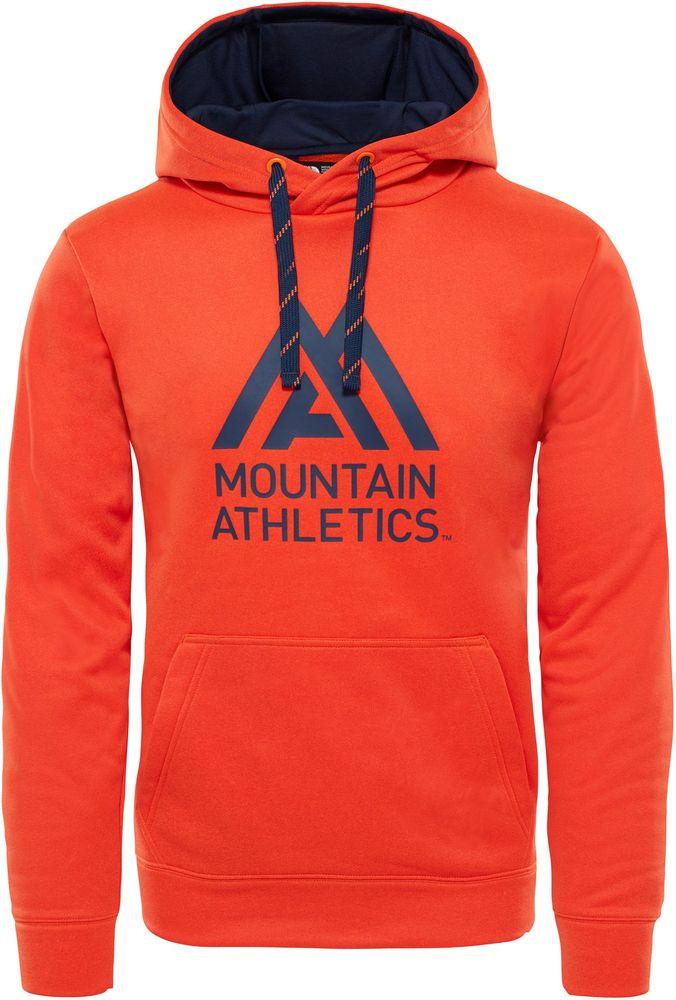 szalona cena wykwintny styl kupować nowe Bluza męska THE NORTH FACE Surgent T92XL83ZY Persian Orange Heather/Urban  Navy