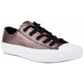 Trampki damskie CONVERSE Chuck Taylor All Star II Perforated Metallic Leather 555799C