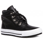 Trampki damskie CONVERSE Chuck Taylor All Star Ember Boot Smooth Leather 557916C