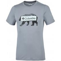 T-Shirt męski COLUMBIA Box Logo Bear EM0745021