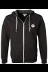 Bluza męska CONVERSE Core Full Zip Hoodie 10004627-A04