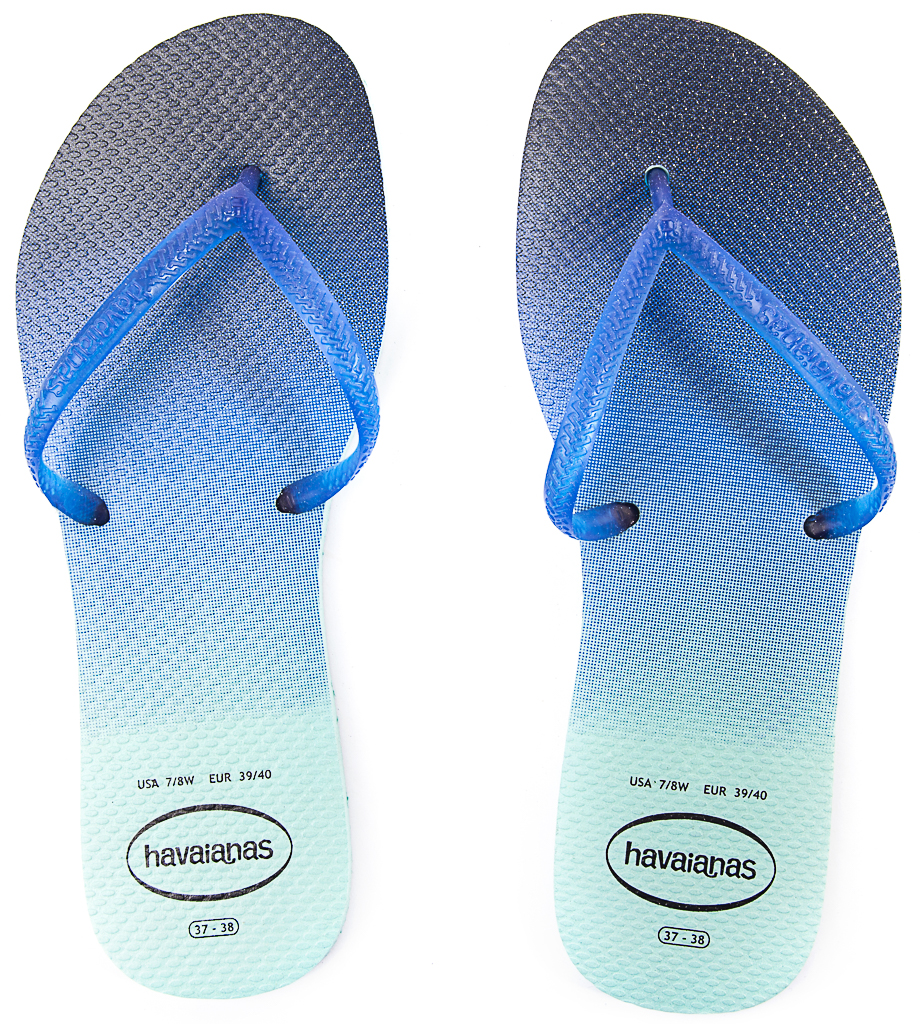 998819c75 Havaianas Flat Sunset Womens Flip Flops Beach Rubber Sandals Shoes ...