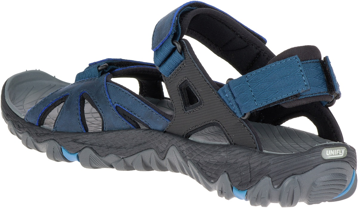 merrell all out blaze sieve convertible herren trekking sandalen sommer schuhe ebay. Black Bedroom Furniture Sets. Home Design Ideas