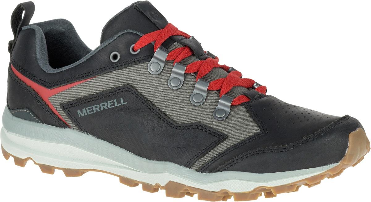 Merrell All Out Trekkingschuhe Crusher Herren Schuhe Leder Trekkingschuhe Out Turnschuhe Freizeit 4da09a