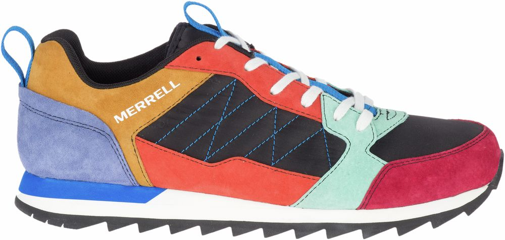 miniature 8 - MERRELL-Alpine-Barefoot-Sneakers-Baskets-Chaussures-pour-Hommes-Toutes-Tailles