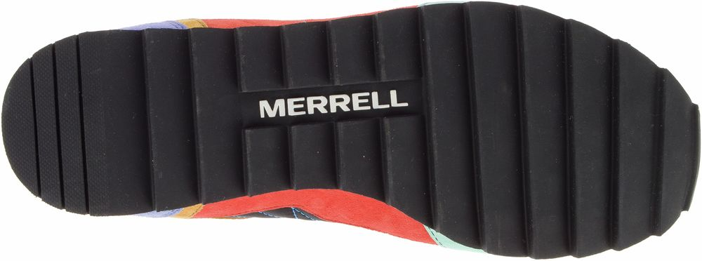 miniature 11 - MERRELL-Alpine-Barefoot-Sneakers-Baskets-Chaussures-pour-Hommes-Toutes-Tailles