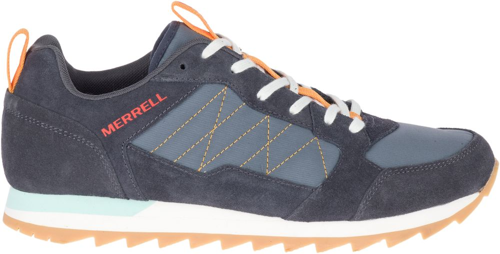 miniature 18 - MERRELL-Alpine-Barefoot-Sneakers-Baskets-Chaussures-pour-Hommes-Toutes-Tailles