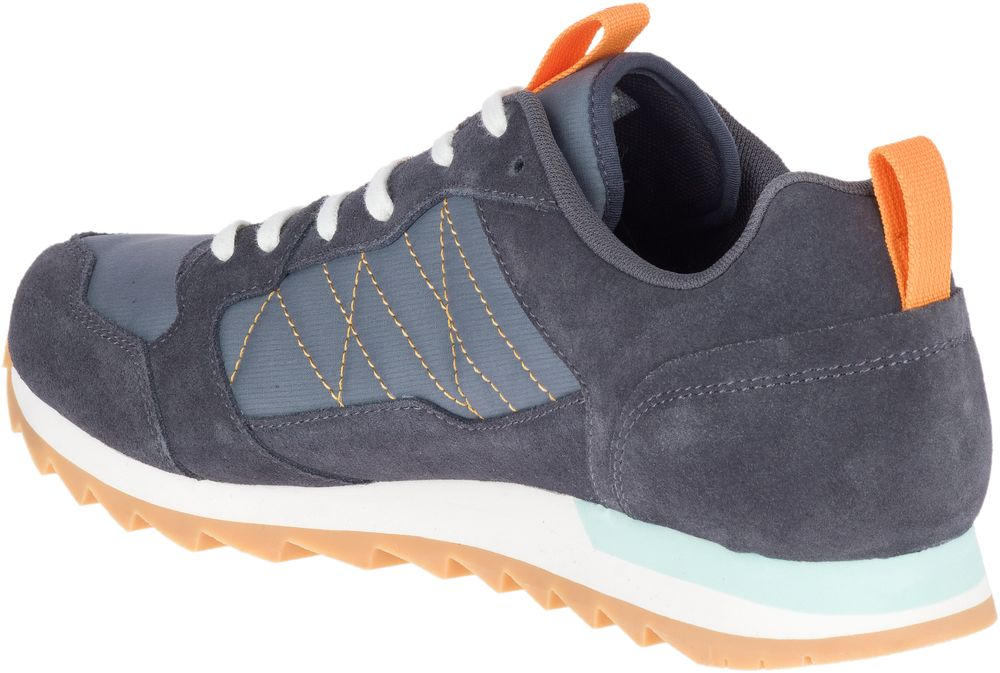 miniature 19 - MERRELL-Alpine-Barefoot-Sneakers-Baskets-Chaussures-pour-Hommes-Toutes-Tailles