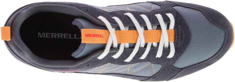 miniature 20 - MERRELL-Alpine-Barefoot-Sneakers-Baskets-Chaussures-pour-Hommes-Toutes-Tailles