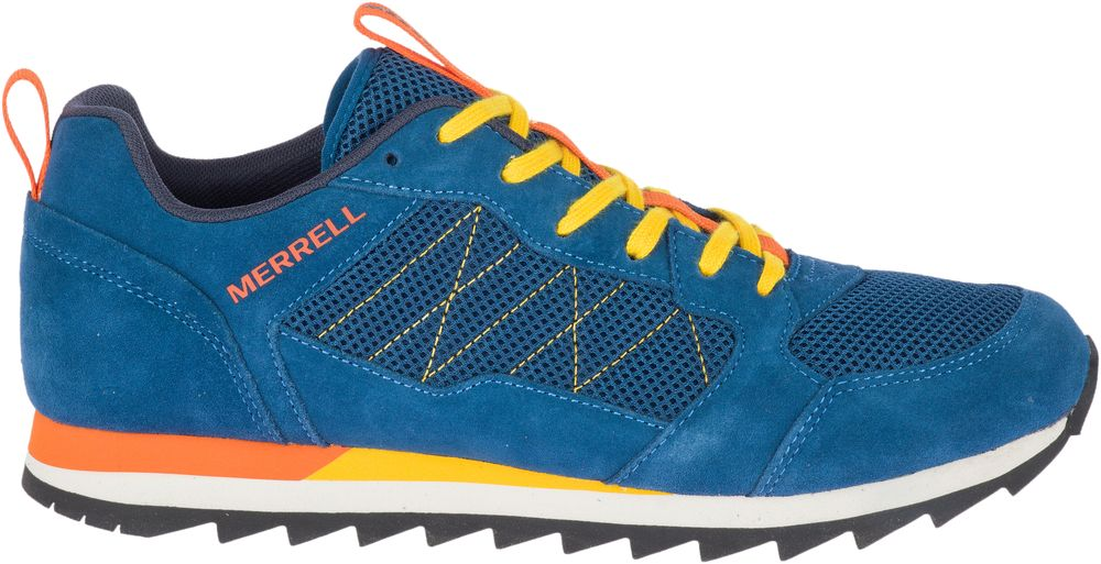miniature 23 - MERRELL-Alpine-Barefoot-Sneakers-Baskets-Chaussures-pour-Hommes-Toutes-Tailles