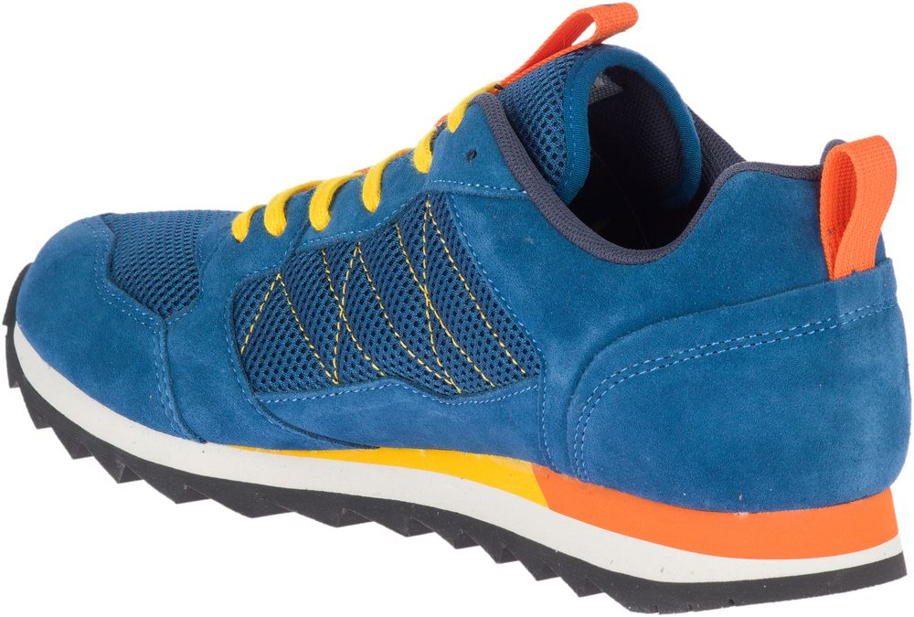 miniature 24 - MERRELL-Alpine-Barefoot-Sneakers-Baskets-Chaussures-pour-Hommes-Toutes-Tailles
