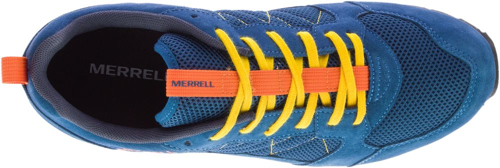 miniature 25 - MERRELL-Alpine-Barefoot-Sneakers-Baskets-Chaussures-pour-Hommes-Toutes-Tailles