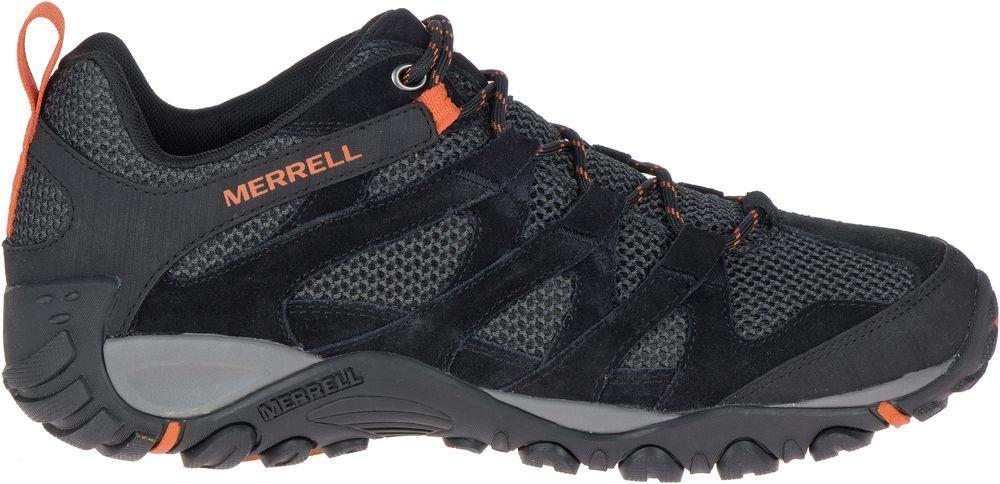 MERRELL-Alverstone-de-Marche-de-Randonnee-Baskets-Chaussures-pour-Hommes-Nouveau miniature 3