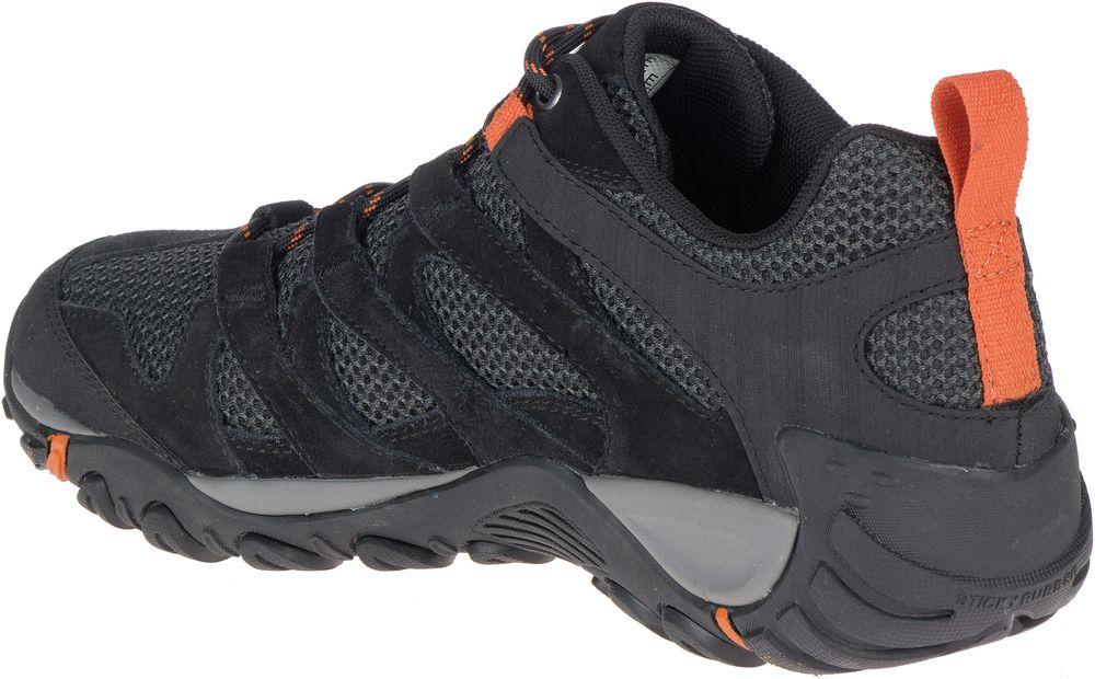 MERRELL-Alverstone-de-Marche-de-Randonnee-Baskets-Chaussures-pour-Hommes-Nouveau miniature 4