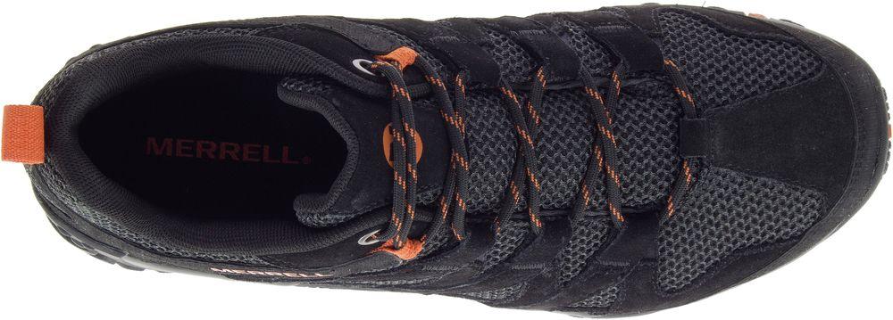 MERRELL-Alverstone-de-Marche-de-Randonnee-Baskets-Chaussures-pour-Hommes-Nouveau miniature 5