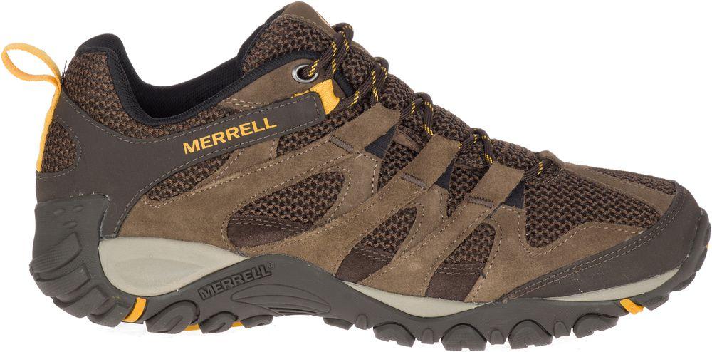 miniature 13 - MERRELL-Alverstone-de-Marche-de-Randonnee-Baskets-Chaussures-pour-Hommes-Nouveau