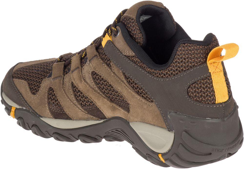 miniature 14 - MERRELL-Alverstone-de-Marche-de-Randonnee-Baskets-Chaussures-pour-Hommes-Nouveau