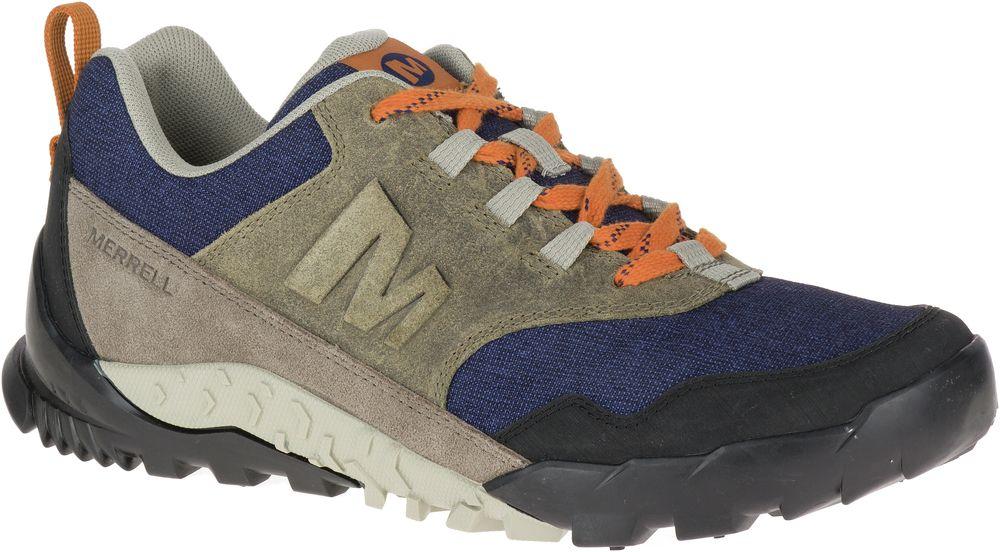 MERRELL Annex Recruit Trainers Outdoor Hiking Trekking Trainers Recruit Athletic Schuhes  Herren New 79150c
