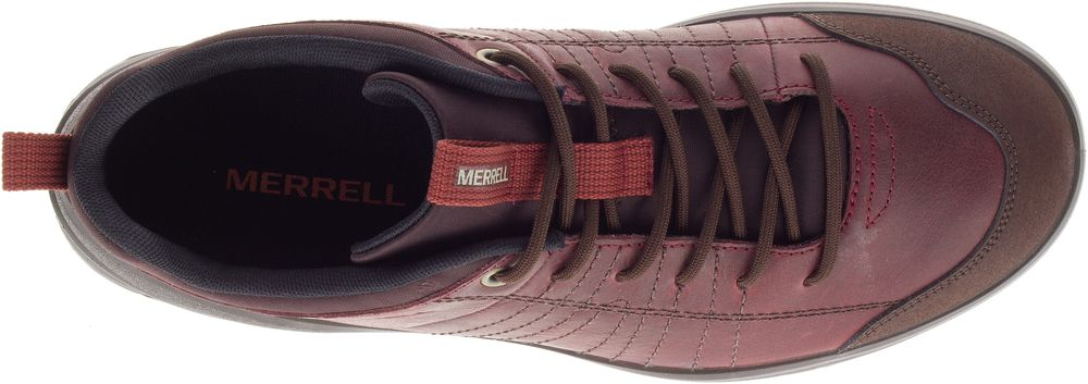 MERRELL-Ascent-Valley-Sneakers-Baskets-Chaussures-pour-Hommes-Toutes-Tailles miniature 10